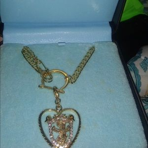 Vintage authentic juicy couture necklace